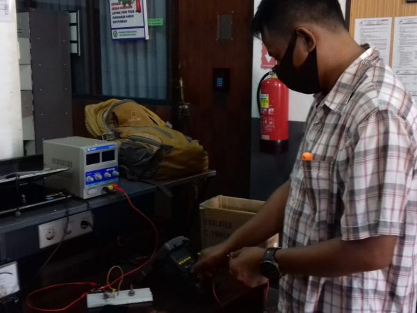 Pratikum Labor Elektro ITP Pasca New Normal