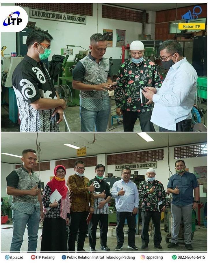 Kerjasama ITP dengan Basnaz Kota Padang