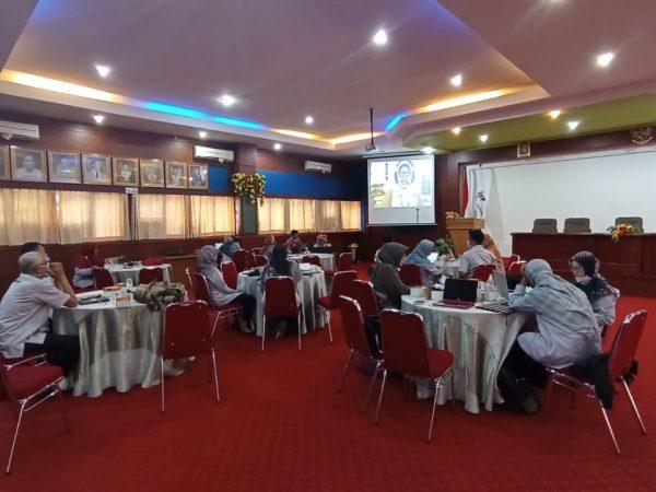 Siap Jadi Pelopor Kampus Merdeka, ITP Melalui Prodi Teknik Elektro Gelar Sosialisasi Kurikulum MBKM