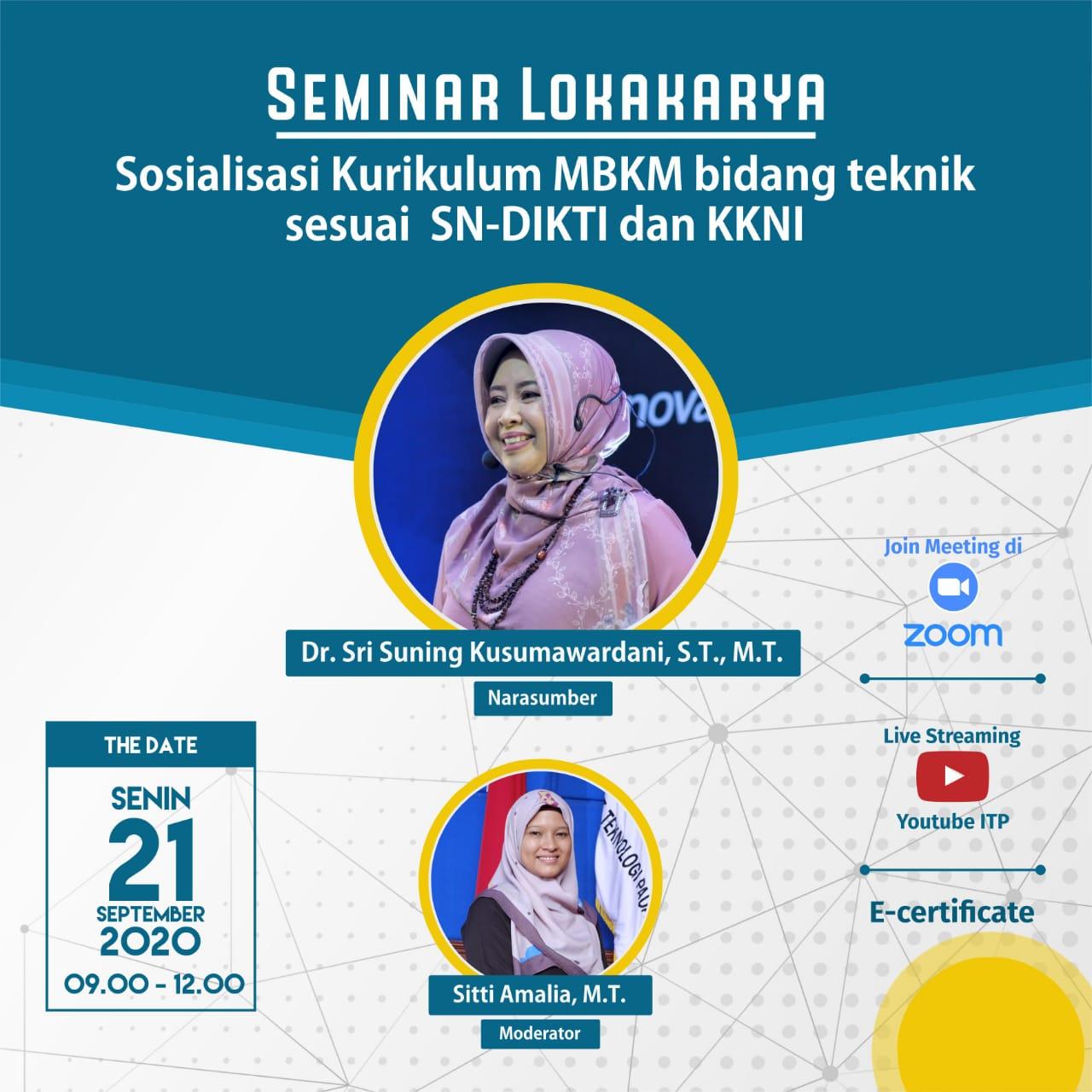 Seminar Lokakarya ITP