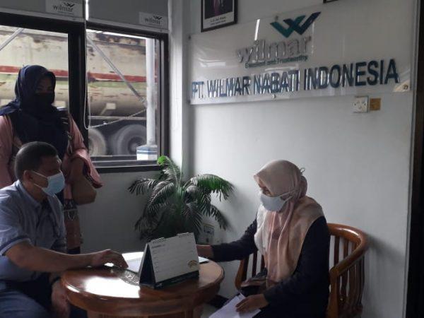FGD MBKM ELEKTRO ITP DENGAN PT.WILMAR NABATI INDONESIA